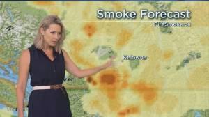 Kelowna Weather Forecast: August 6 (03:13)