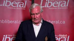 Decision New Brunswick: Liberal leader Kevin Vickers resigns after losing seat in Miramichi