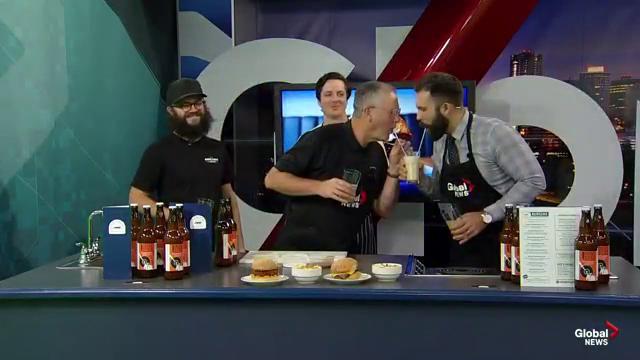 Fox Burger shows off classic milkshakes and craft beer pairings