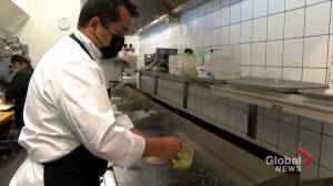 Alberta restaurants rapidly rehiring as COVID-19 restrictions ease July 1 (02:08)