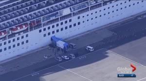Alberta couple under coronavirus quarantine on cruise ship