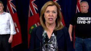 Coronavirus outbreak: Ontario official says COVID-19 testing expected to reach 8,000 per day by mid-April