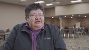 Neskantaga Chief describes emotional toll of water crisis on community members (01:05)