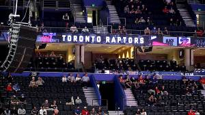 Toronto Raptors open their season in Tampa Bay, FL (01:26)