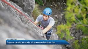 Safety tips for your outdoor adventures (04:21)