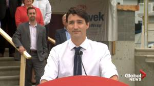 Federal Election 2019: Trudeau says decision on banning vaping products in Canada depends on evidence