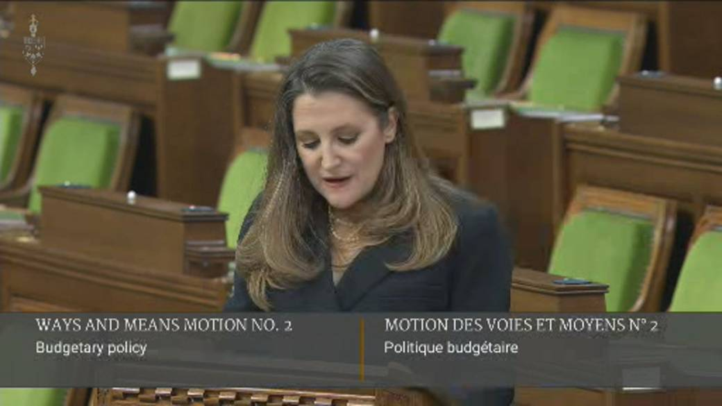 Click to play video: 'Budget 2021: Feds to invest $2.2B in homegrown vaccine manufacturing'