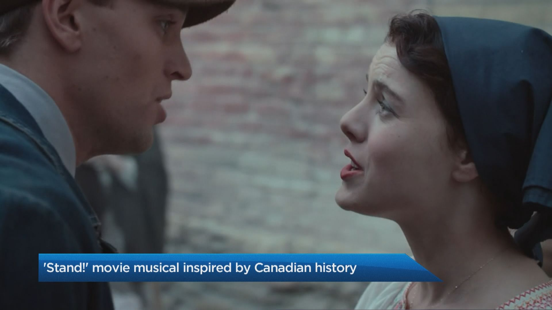 'Stand!' the musical movie inspired by Canadian history