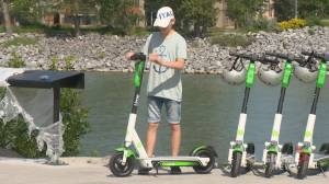 Montreal bans dockless E-scooters
