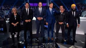 Federal Leaders' Debate Post Show