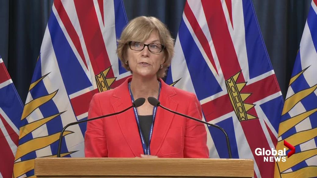 Click to play video: 'Seniors advocate releases 45-page review of COVID-19 outbreaks at B.C. care homes'