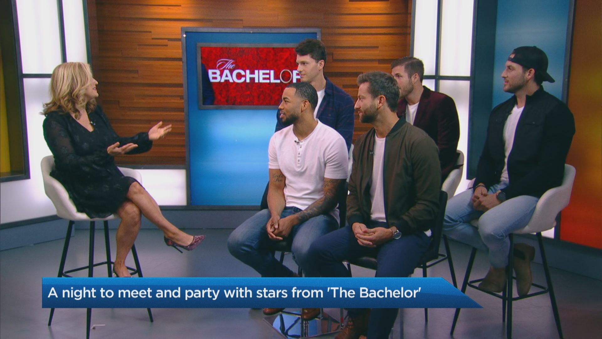 How to party with stars from 'The Bachelor' in Toronto