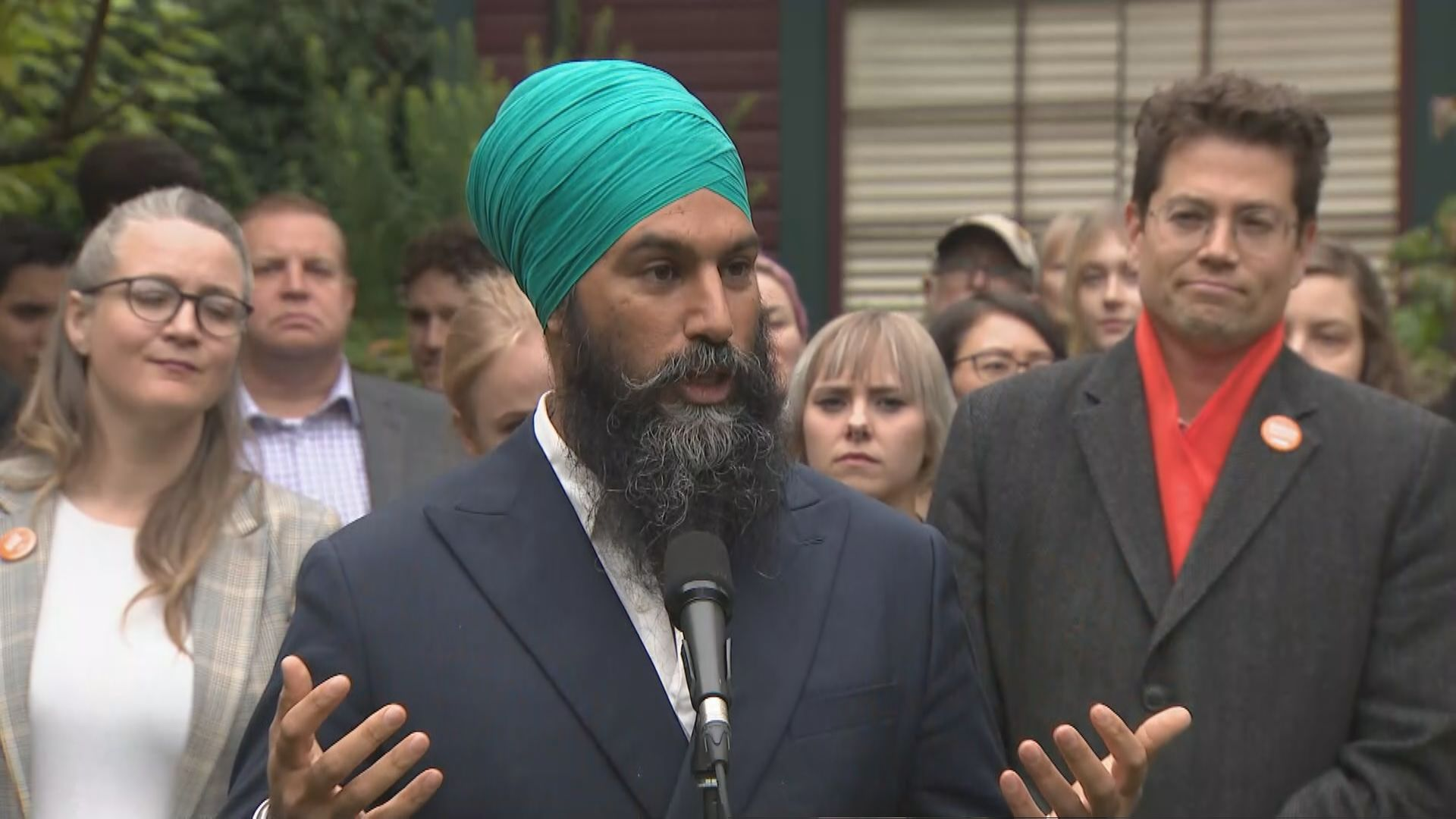 Federal Election 2019: Singh says denial of visa to India in 2014 isn't a concern