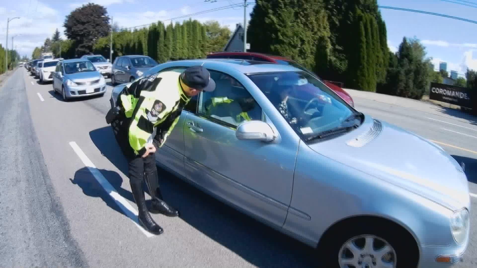 Figures show many British Columbians still aren't getting the message about distracted driving
