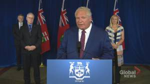 Coronavirus: Ford government projects budget deficit will jump to $38.5B in 2020-21 (02:42)