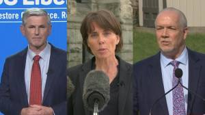 B.C. Election 2020: Breaking down the latest polling ahead of leaders' debate