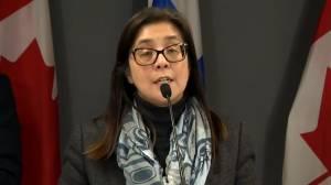 Coronavirus: Toronto's top doctor discusses protocols for school reopening plan (04:32)