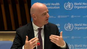 Coronavirus outbreak: WHO partners with FIFA for awareness-raising campaign