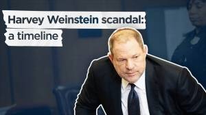 The fall of Harvey Weinstein: How the scandal unfolded