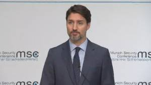 Trudeau says 'more conversations to have' on Coastal GasLink project
