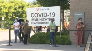 B.C. COVID modelling data points to go-ahead of phase 3 of reopening (02:10)