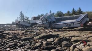 N.B. fishing industry feeling effects of Dorian's wrath