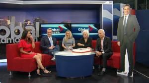 Shaye Ganam says farewell to Global Edmonton