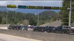 BC Ferries gives customers some new ways to pay fares (00:29)