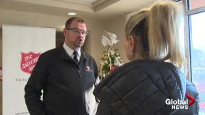 With a 47 per cent increase in the number of people accessing services in the first half of this year compared to last, the Salvation Army in Kelowna is expecting a greater need for Christmas assistance
