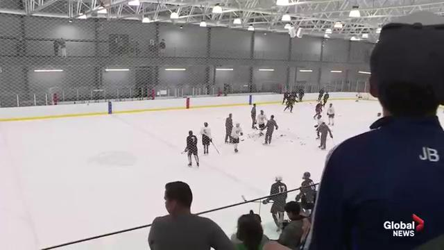 Busy weekend for the Winnipeg ICE