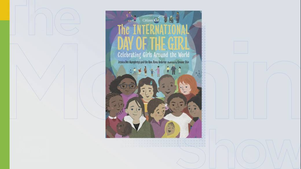 Click to play video 'Former politician Rona Ambrose on her book 'The International Day of The Girl''