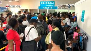 Hurricane Dorian: Bahamians fleeing from storm-ravaged region reportedly kicked off ferry for U.S.