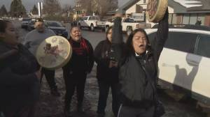 Wet'suwet'en hereditary chiefs and government ministers meet in northern B.C. over pipeline dispute