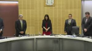 Minute of silence held for New Zealand volcano victims