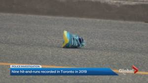 Toronto police investigating hit-and-run collisions