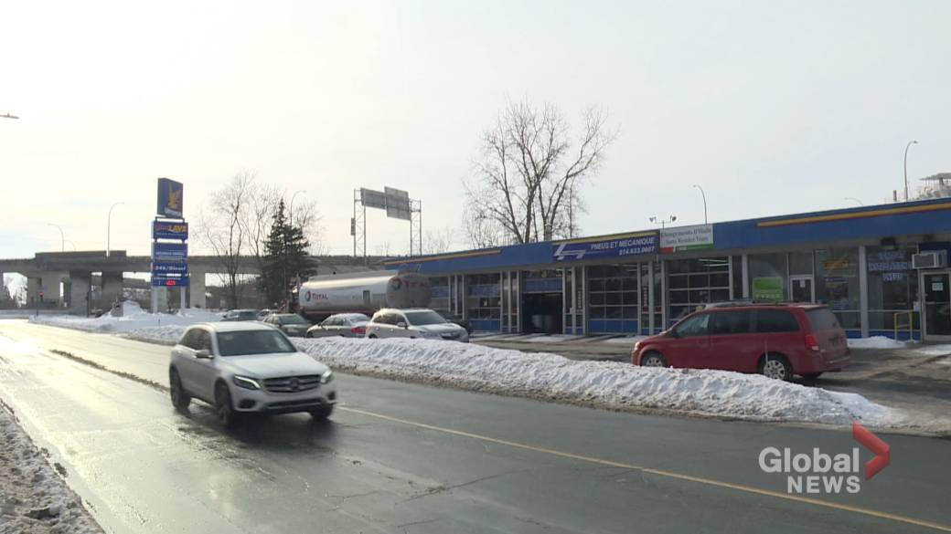 Dorval garage owner angered by plans to demolish his business, replace it with a Starbucks