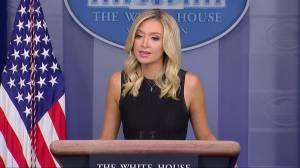 Coronavirus: White House explains Trump's reverse course on personal mask wearing