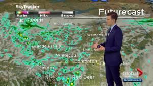 Edmonton weather forecast: Monday, June 15, 2020