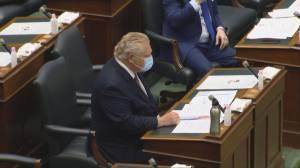 Ontario legislative spring session closes (01:58)