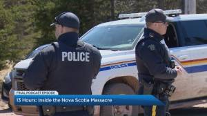 '13 Hours: Inside the Nova Scotia Massacre' on the unanswered questions one year later (04:18)