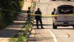 Whitby woman in life-threatening condition