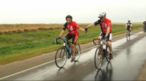 Waskesiu bike ride raising funds for Multiple Sclerosis Society of Canada