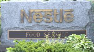 Nestlé Canada shutting down food service plant in Trenton, Ont. (01:48)
