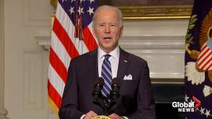 Biden pauses oil and gas leases, cuts subsidies in 'bold' climate steps (05:57)