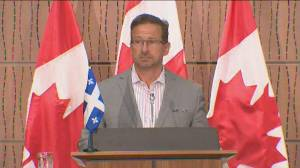 Blanchet reiterates call for Trudeau to step aside amid WE charity controversy