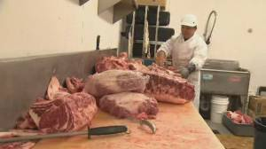 COVID-19 pandemic: Canadian meat and potato industry in crisis