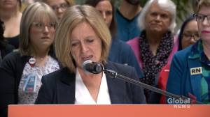 Provincial government engaged in 'wage war' with nurses, public sector workers: NDP
