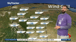 Edmonton afternoon weather forecast: Tuesday, Jan. 26 (03:14)