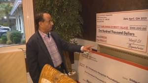 This Is BC: Entrepreneur makes annual hospital donations to celebrate his birthday (02:05)
