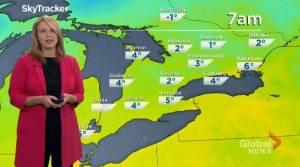 Peterborough Regional Weather Update: October 26, 2020 (03:08)